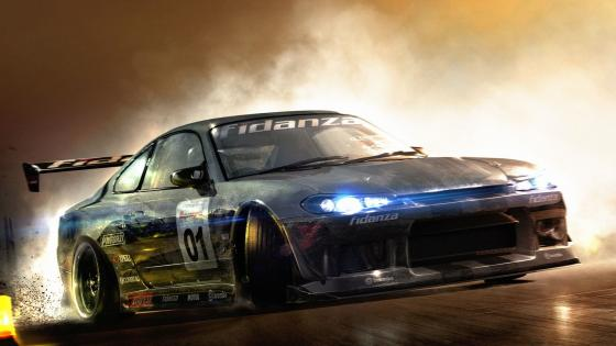 Nissan Silvia wallpaper