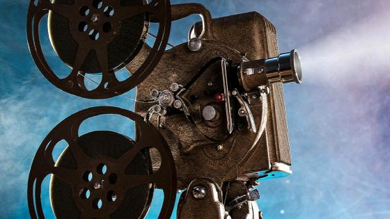 Vintage Film Projector wallpaper