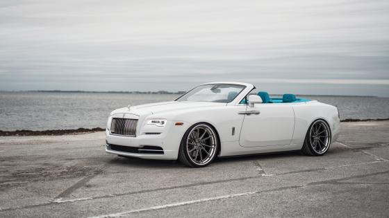 Rolls-Royce Dawn wallpaper