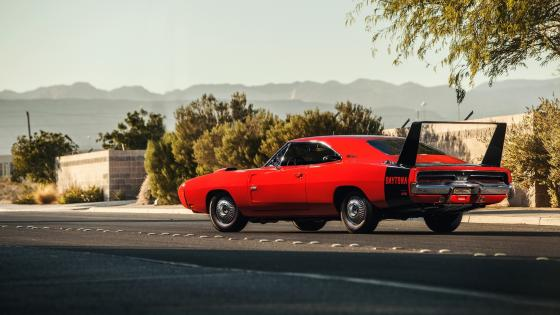 Dodge Charger Daytona wallpaper