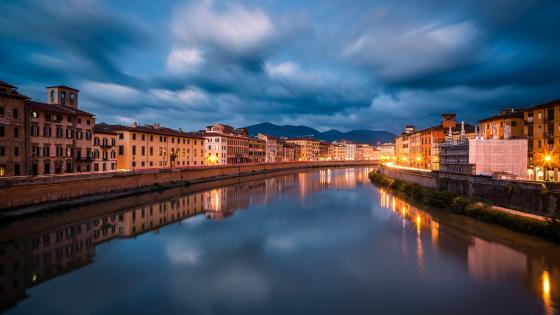 Arno River wallpaper