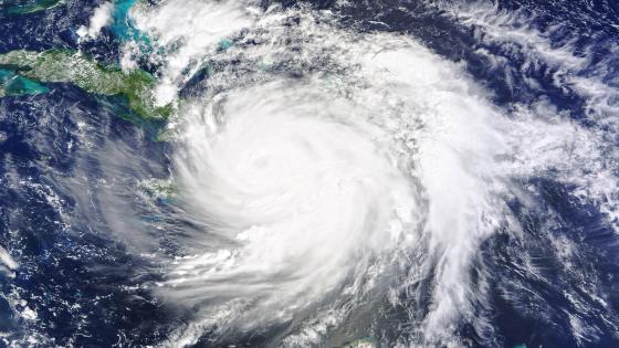 Hurricane Matthew Hits Haiti wallpaper
