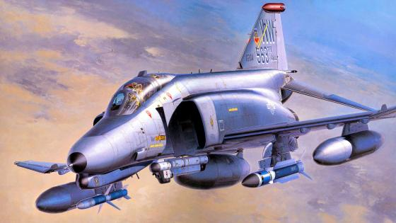 McDonnell Douglas F-4 wallpaper