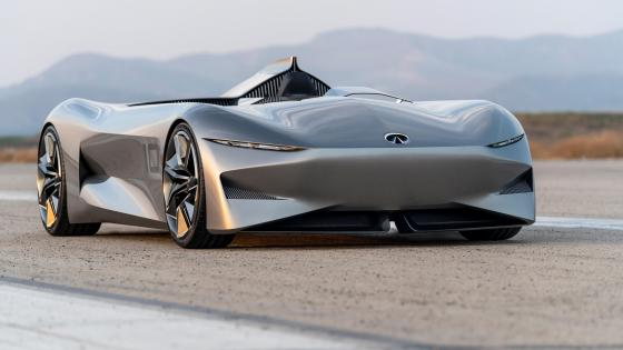 Infiniti Prototype 10 wallpaper
