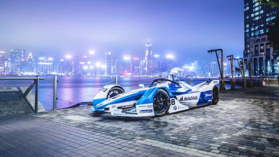 BMW Formula E wallpaper