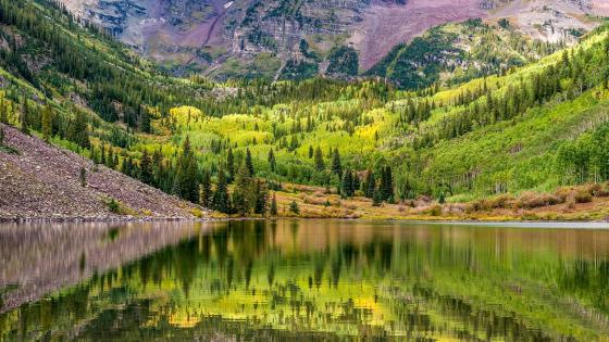 Maroon Bells wallpaper