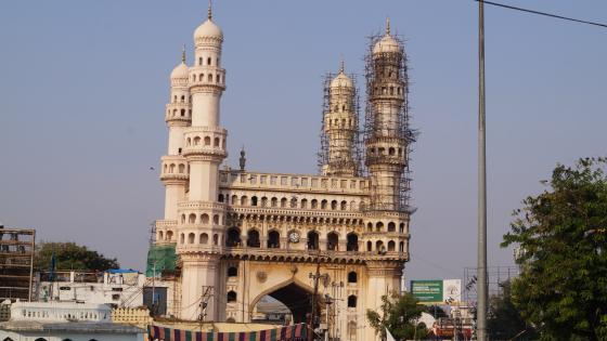 Charminar (Four Minarets) wallpaper