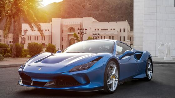 Ferrari F8 Tributo wallpaper