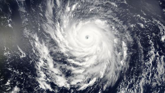 Hurricane Igor wallpaper