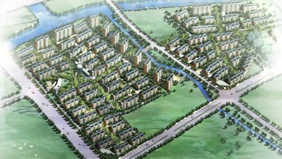 Model city wallpaper