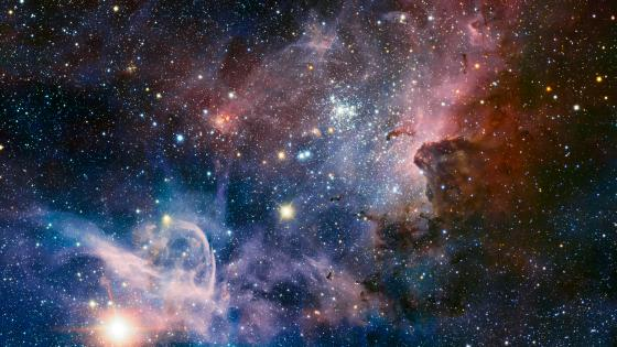 ESO's VLT Reveals the Carina Nebula's Hidden Secrets wallpaper
