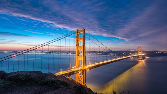 Golden Gate Bridge (San Francisco) wallpaper