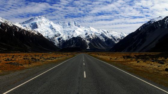 Aoraki/Mount Cook wallpaper