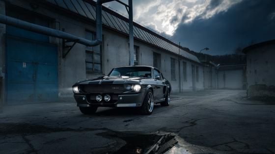 Ford Mustang Eleanor GT500 wallpaper