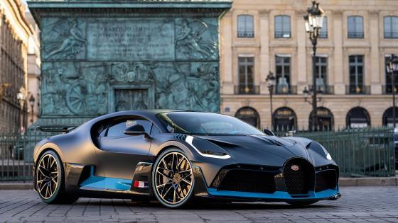 Bugatti Divo wallpaper