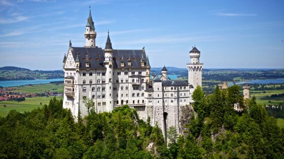 Neuschwanstein Castle (Bavaria) wallpaper
