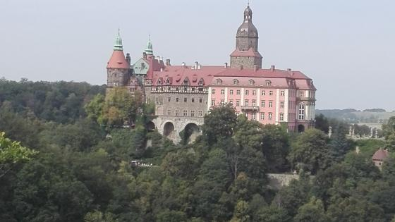 Książ Castle wallpaper