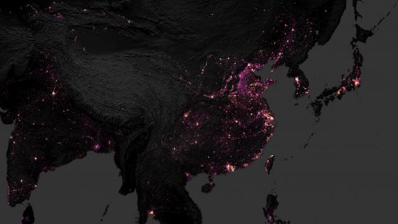 Sizing Up the Carbon Footprint of Cities (Asia) wallpaper