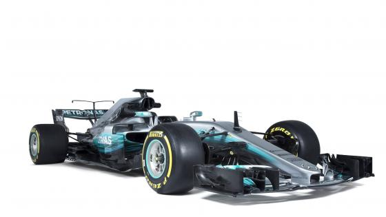 2017 Mercedes AMG W08 EQ Power+ wallpaper