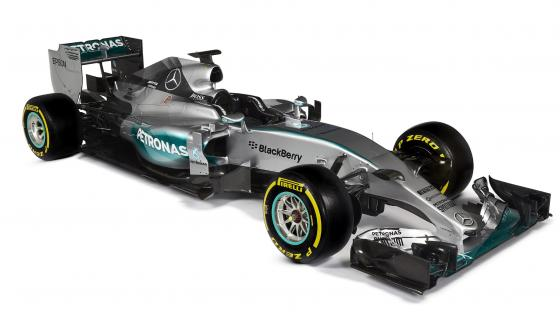 2015 Mercedes AMG W06 Hybrid wallpaper