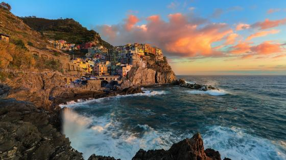 Manarola wallpaper