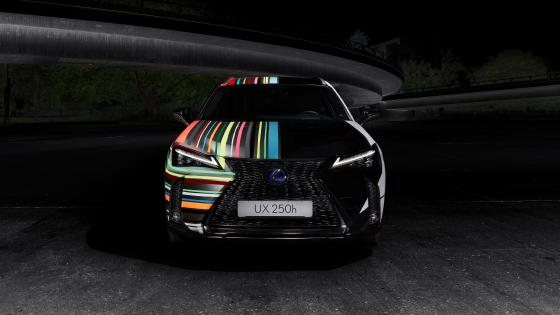 Lexus UX 250h hybrid wallpaper