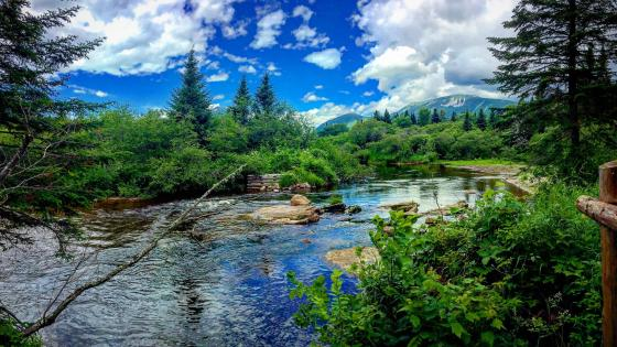 Baxter State Park wallpaper