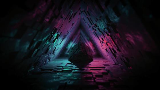 Prism wallpaper