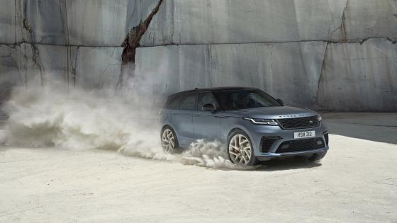 Range Rover Velar Dynamic Edition wallpaper