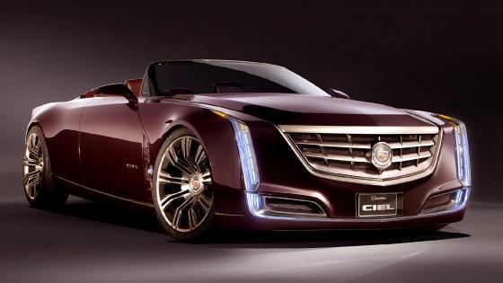 Cadillac Ciel Concept wallpaper