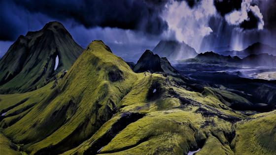 Nature Iceland wallpaper
