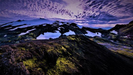 Norway landscape wallpaper