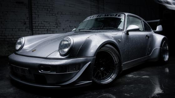 Porsche 911 Carrera RWB wallpaper