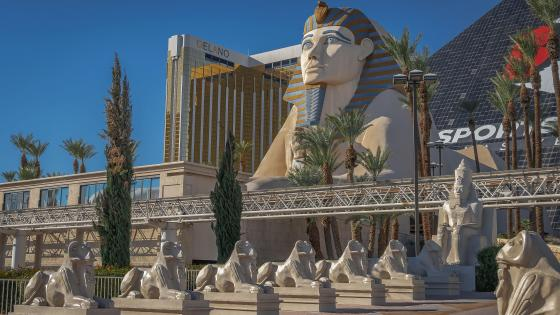 Luxor Las Vegas Hotel & Casino wallpaper