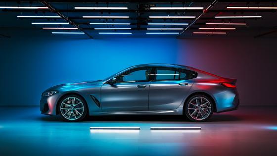 BMW 8 Series Gran Coupe wallpaper