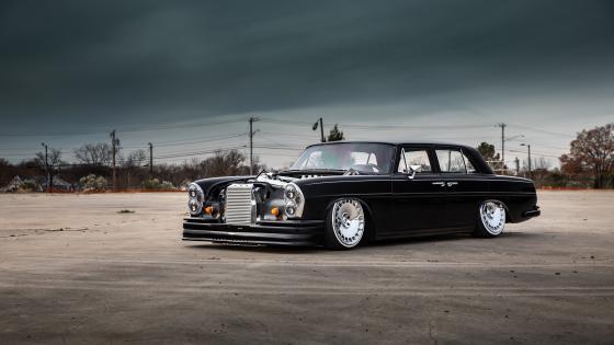 Mercedes-Benz W108 wallpaper