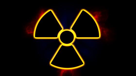 Radiation wallpaper