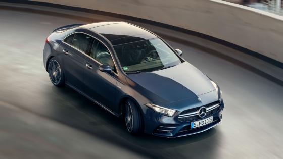 Mercedes AMG A35 Sedan wallpaper