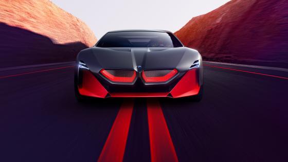 BMW concept car wallpaper