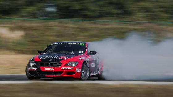 BMW M6 Drifting wallpaper