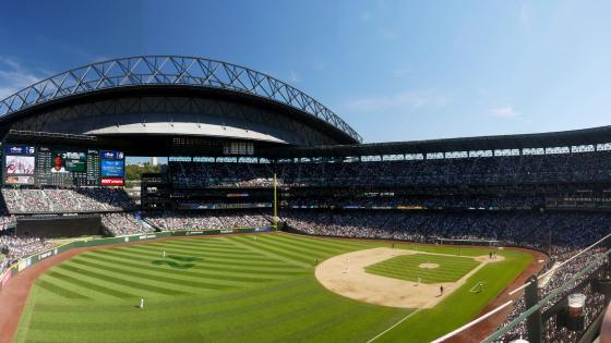 Safeco Field wallpaper
