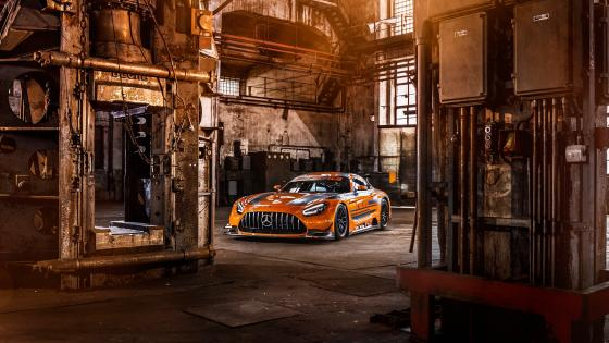 Mercedes-AMG GT3 wallpaper