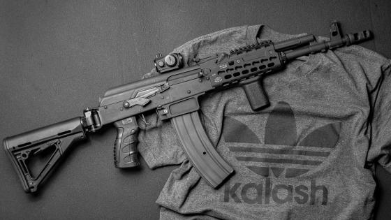 Kalashnikov AK-47 wallpaper
