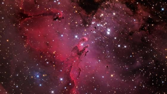 M16: The Eagle Nebula wallpaper
