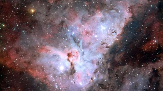 The Carina Nebula (NGC 3372) & Eta Carinae wallpaper