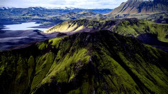 Iceland landscape wallpaper