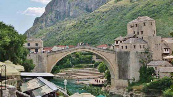 Mostar wallpaper