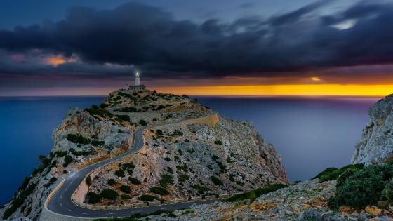 Far de Formentor / Cap de Formentor wallpaper