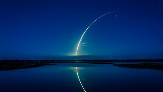 Falcon 9 rocket Launches, SpaceX wallpaper