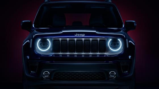 Jeep Renegade wallpaper